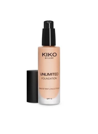 KIKO Milano Unlimited Foundation 01 Ten